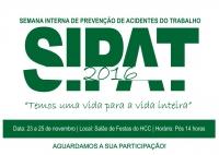 Semana Interna de Prevenção de Acidentes de Trabalho - Hospital de Caridade Canguçu