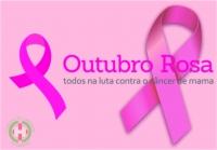 Outubro Rosa - Hospital de Caridade Canguçu