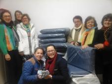 Doação da Casa da Amizade e Grupo de Oração Nossa Senhora da Conceição - Hospital de Caridade Canguçu