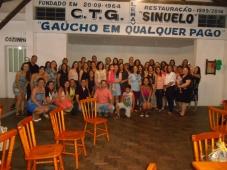 Confraternização de NATAL dos funcionários HCC - Hospital de Caridade Canguçu