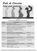 Roda de Conversa com Gestantes - Hospital de Caridade Canguçu
